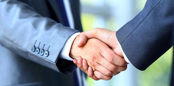 negociacao da empresa comprador e vendedor