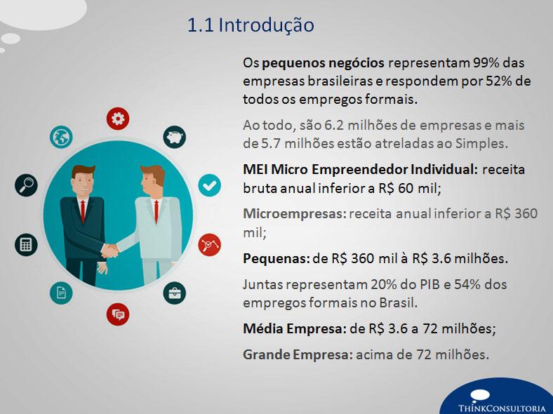 estatísticas de empresas no brasil
